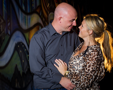 Heidi & JB, Engagements in Andover and downtown Lexington 9.27.12