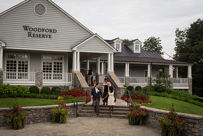 Jaelyn & Adam rehearsal dinner at Woodford Reserve Distillery 9.20.13.