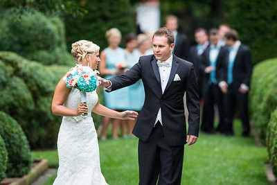 "Kathryn & Blake's ""First Look"" at Ashland 7.19.14"