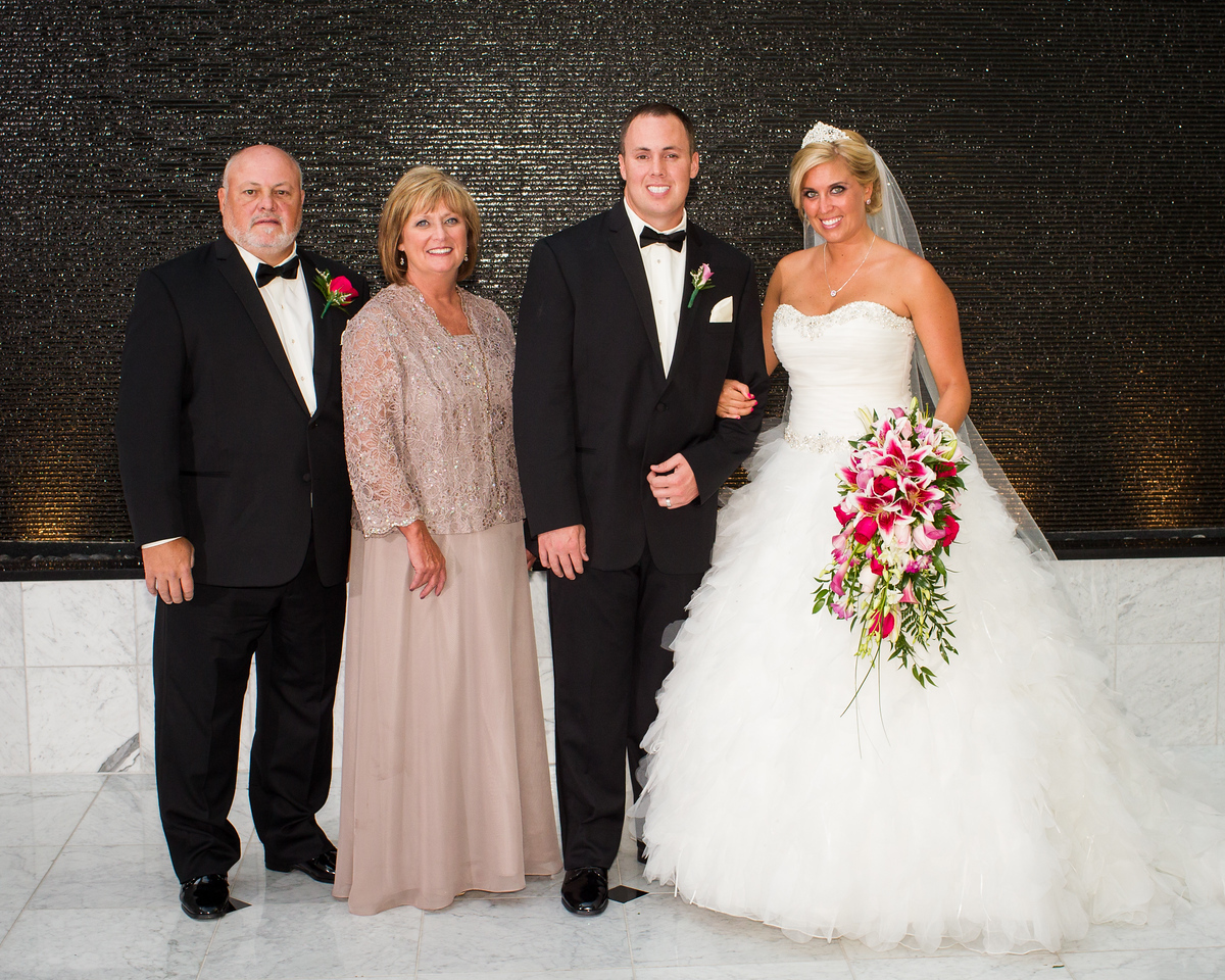 Katie & Brandon's wedding evening at Lexington's Carrick House 6.30.2012