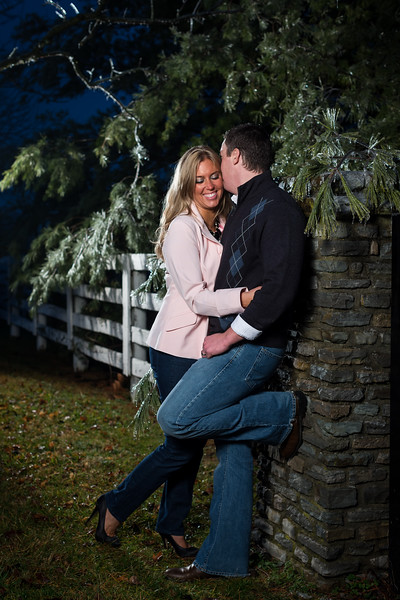 Katie & Brandon photo shoot at Donamire Farm 1.16.13