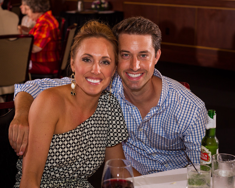 Katie & Brandon's rehearsal at Carrick House and dinner at Malone's 6.29.2012