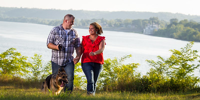 Katie & Steve, Engagements in Northern Ky. 8.01.2012