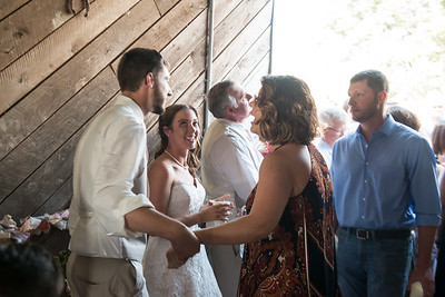 Kristin & Andrew's Wedding Day, Mt. Sterling, 2017