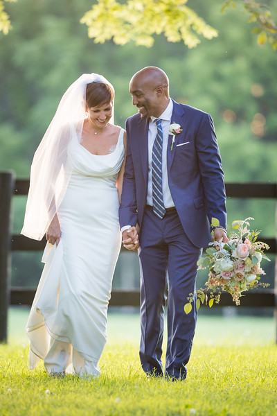 Laura & Kimani at Saxony's Polo Barn 7.08.17.