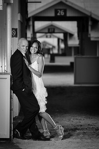 Lynn & Doug at Gratz Park and Keeneland 4.19.16