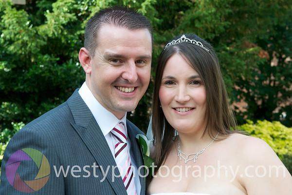 Mark and Kylie Westlake