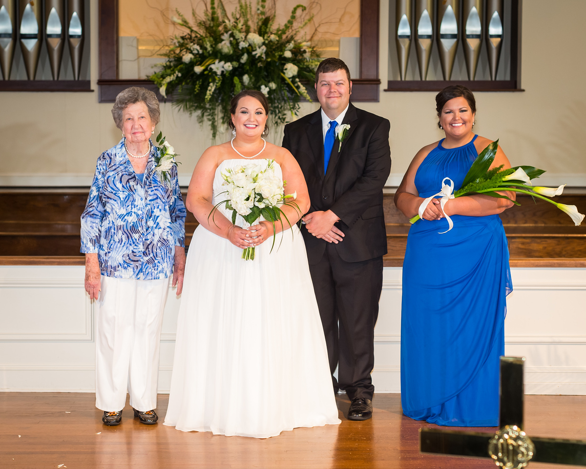 Megan & Troy's wedding day in Somerset, Ky. 5.30.15.