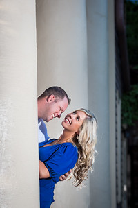 Nicole & Jeff, Engagements at Gratz Park, Carrick House and Lexinton Green 7.07.13.