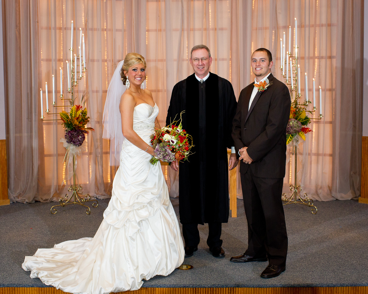 Rachel & Mike, wedding day at Southland Christian Church, 10.01.2011