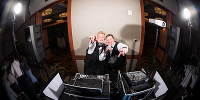 Roze & Corey 7/16/16 at the Hyatt.