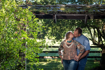 Stephanie & Ben's Engagements in Olive Hill, Ky. 9.04.13