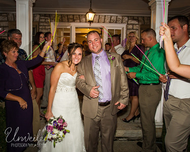 Tara & Blake wedding reception at Spring Valley Golf Club 9.15.2012