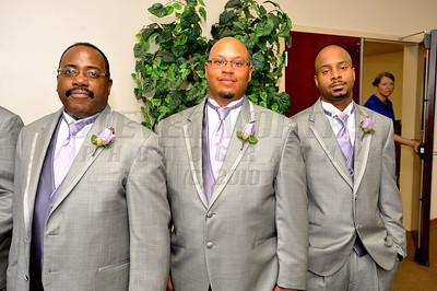 Griffin-Brown Wedding in Raleigh NC. March 17, 2012