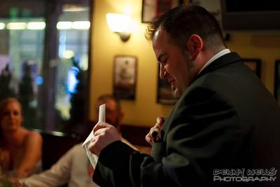 Eric and Samantha Best Man toast.