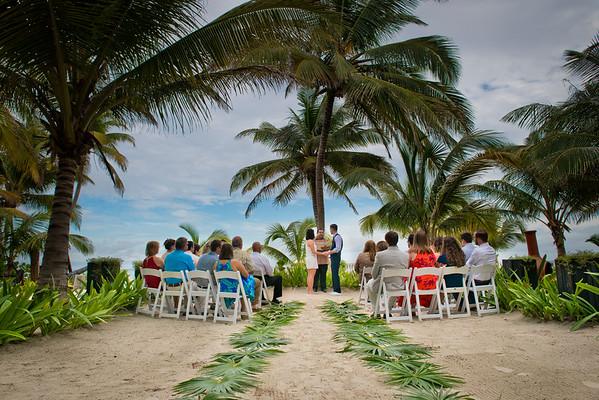 Clint & Lindsey - Wedding - Belize - 5th of December 2015