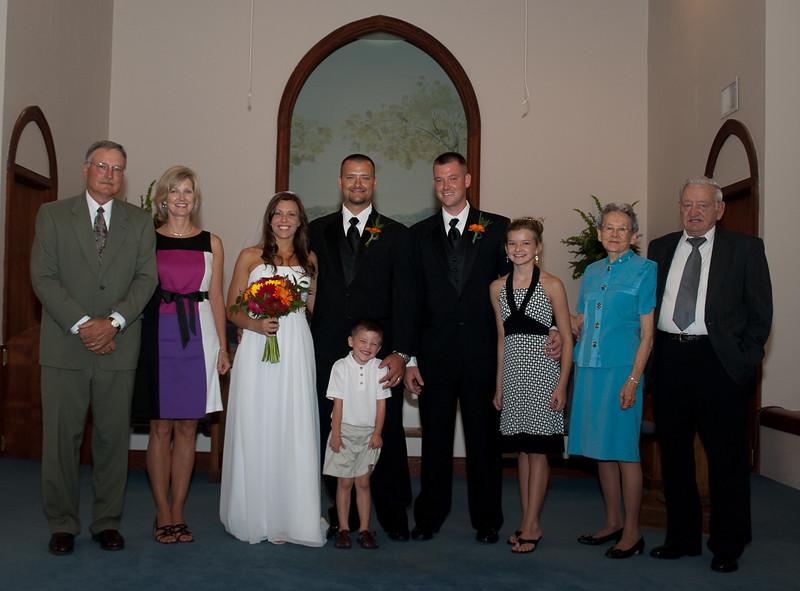 Clint Lindsey Wedding