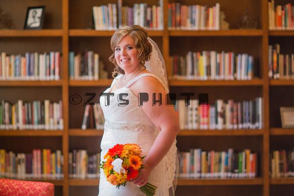 Library Portraits Tanya