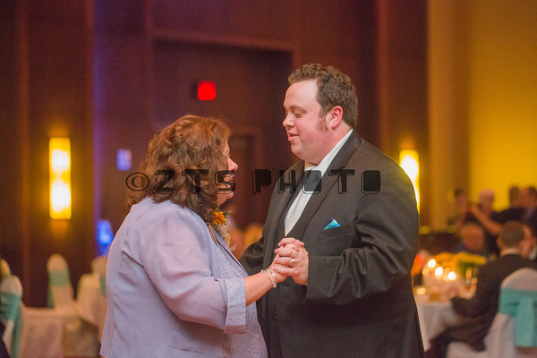 Mike & Mom First Dance