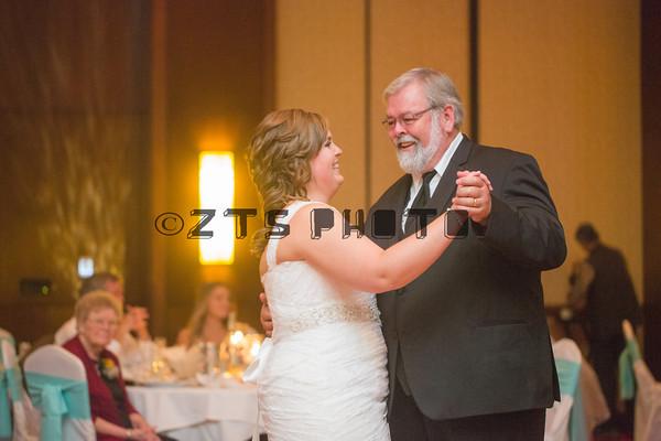 Tanya & Dad Dance