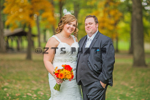 Tanya + Mike Forest Portraits