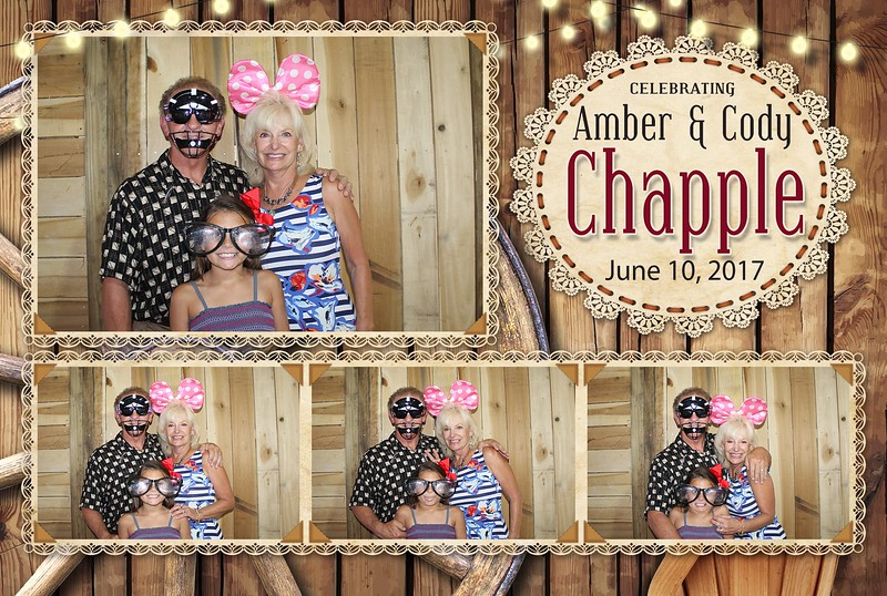 Cody and Amber Chapple