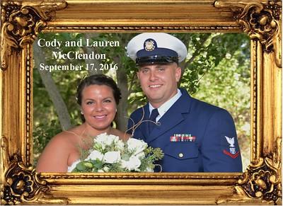 Cody and Lauren McClendon