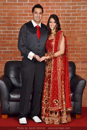 Cohin and Ramneek Engagement Reception
