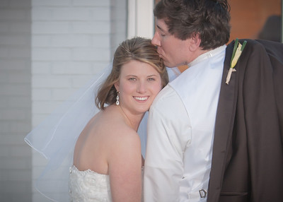 Bride and Groom - Colburn-Lett