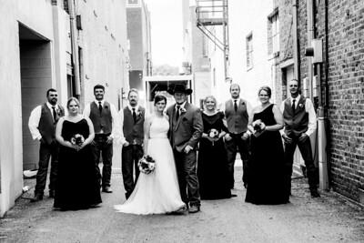 01789-©ADHPhotography2019--ColeLaurenJacobson--Wedding--September7bw