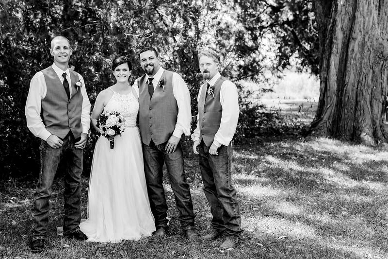 01287-©ADHPhotography2019--ColeLaurenJacobson--Wedding--September7bw