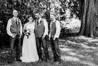 01285-©ADHPhotography2019--ColeLaurenJacobson--Wedding--September7bw