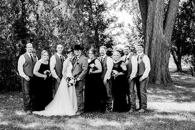 01601-©ADHPhotography2019--ColeLaurenJacobson--Wedding--September7bw