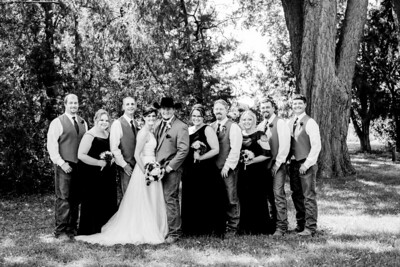 01595-©ADHPhotography2019--ColeLaurenJacobson--Wedding--September7bw