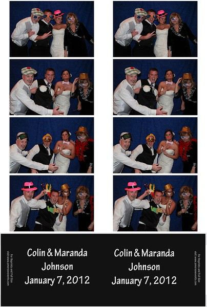 Colin & Maranda's Wedding