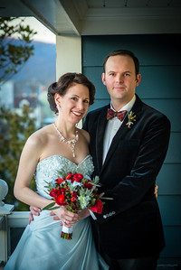 Colleen and Andrew: The Inn at Little Washington Elopement