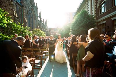 Philadelphia College of Physicians Wedding Photographs 35mm Film Jordan Bush Photography_022