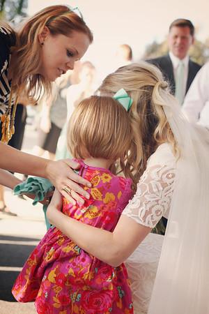 Connor + Heather Wedding Day