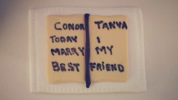 Conor & Tanya's Wedding Day
