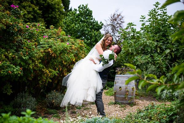 Conor and Lauren Wedding