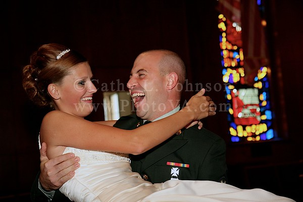 Newport News Wedding Photography - Regimental Memorial Chapel - Fort Eustis