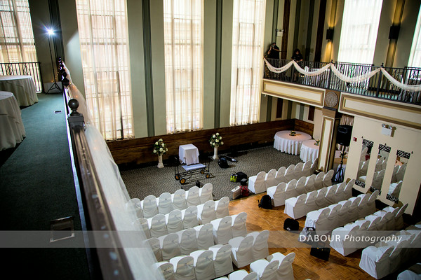 Lindsey & Tim - Wedding Reception