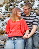 Cora and Tanner Engagements, Provo Canyon © TorBang Photography