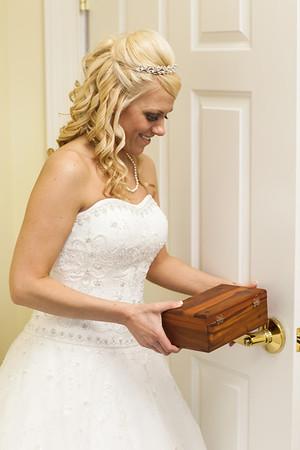 Corby & Tracy wedding