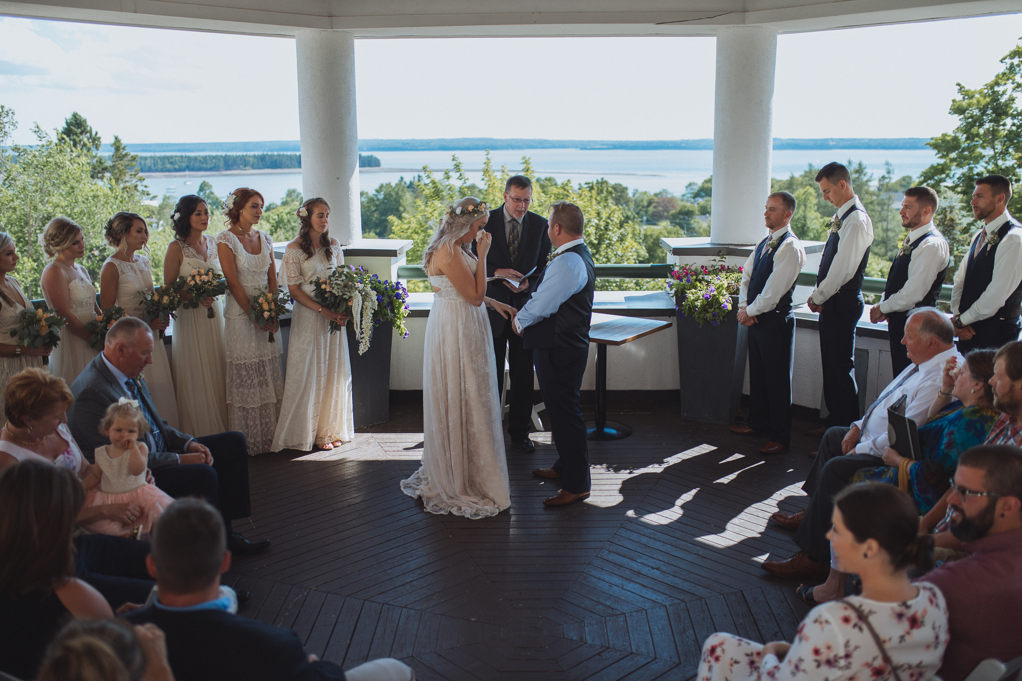 The View - St Andrews Wedding