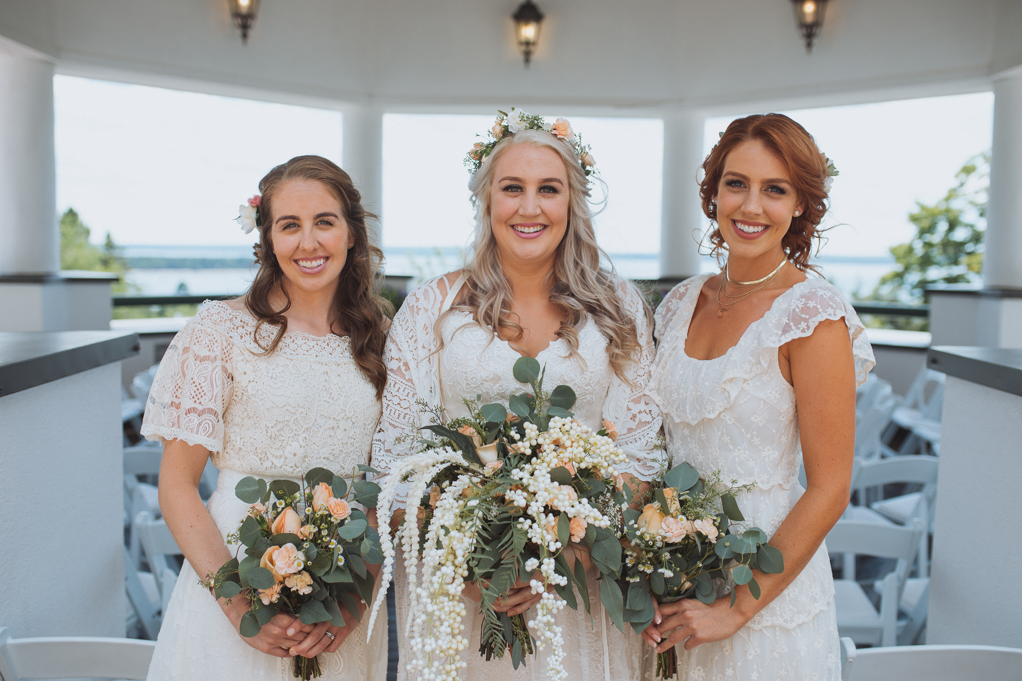 St Andrews Wedding - Sisters