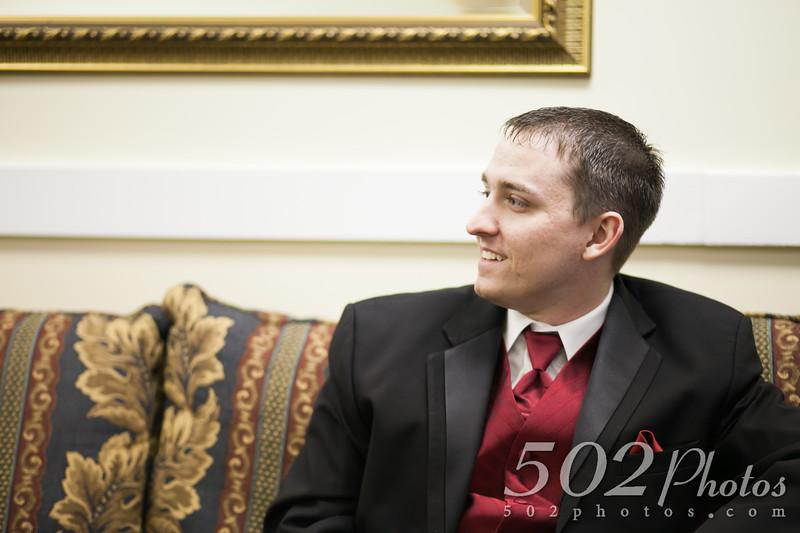 Cortney & Chad Wedding. 1/4/2014.