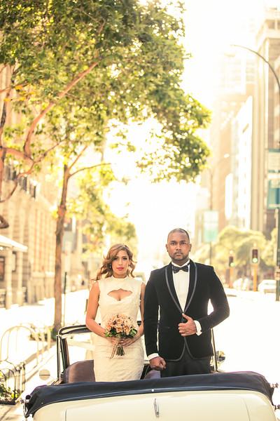 Talitha + Shehan's Wedding