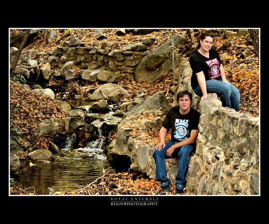 Ramsey Canyon Creek