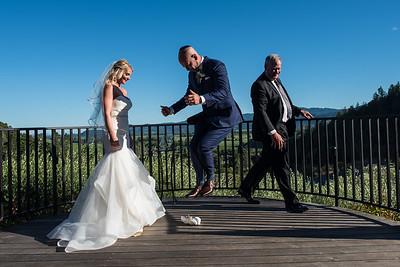 Courtney & Josh's Wedding
